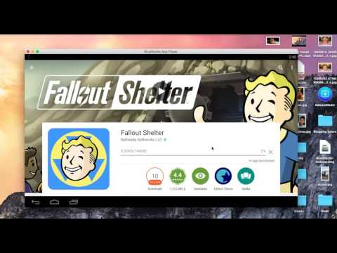 How To Play Fallout Shelter On PC Mac OS X, Windows 10, 8.1