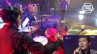 [태클을 걸지마]진성-드럼(연주,공연실황,커버,Drum…