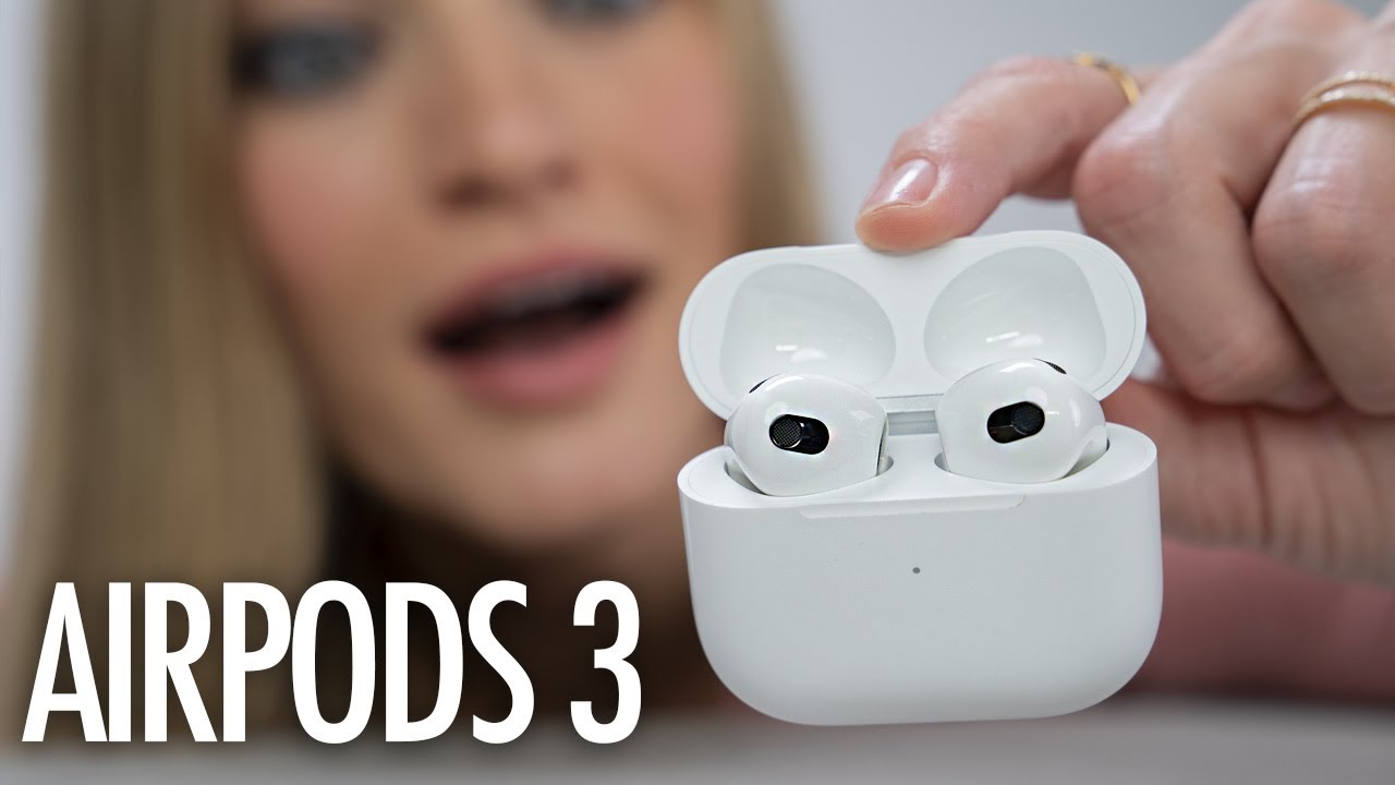 Download *NEW* AirPods 3!