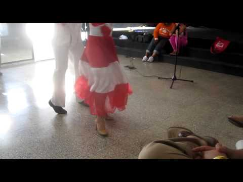 Cuban Salsa Styling Demo Veradero, Cuba Academy of Dance