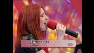 Brigitta & TIPS - Imi pasa (live @Kanal D)
