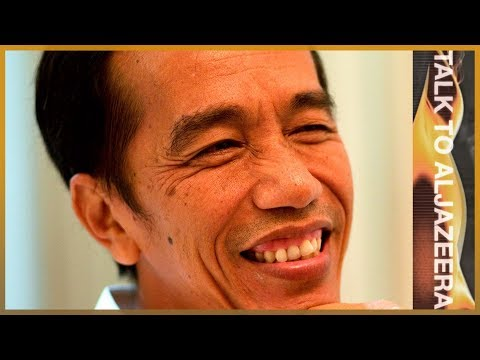 Talk to Al Jazeera -Jokowi: 'Indonesia is ready to become a mediator regarding North Korea.'