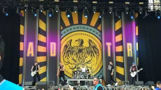 Have Faith In Me - A Day To Remember @ Download Festival Madrid - 22/06/17