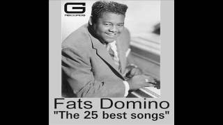 Fats Domino The 25 best songs GR 086/16 (Official Compilation)