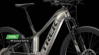 e-MTB TREK POWERFLY FS 4 2021: bike review
