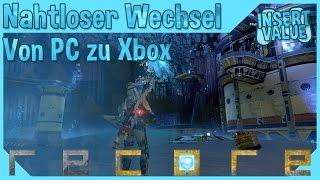 ReCore einmal kaufen auf PC & Xbox One spielen? Ersteindruck Play Anywhere German