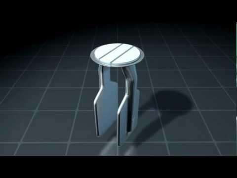 Vibronic measuring principle animation