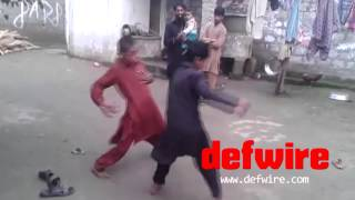 FUNNY DANCE Pakistani Village Kids Turnt Up To Latin Music