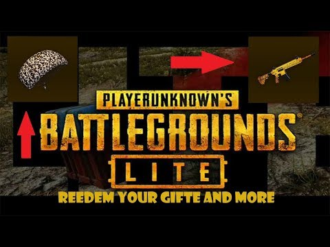 Redeem Your Rewards In PUBG PC LITE ! Pre-registration  Rewards | Dakjit Gaming