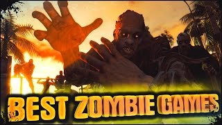 TOP 10 Best Zombie Games for Low End PC