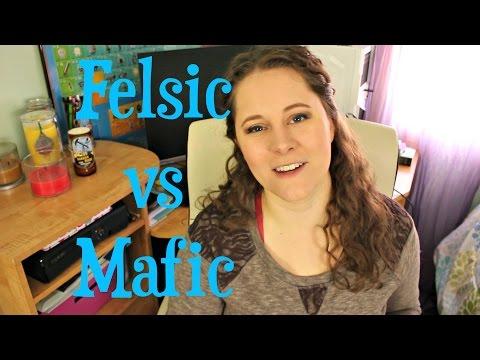 Geology: Felsic vs Mafic