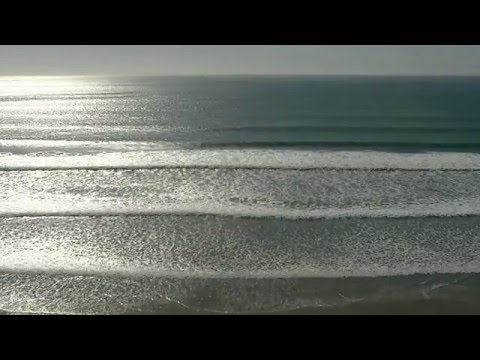Waveforms: Capri By The Sea - San Diego California