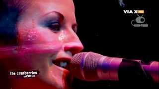 "The Cranberries live in Chile ""full concert"""