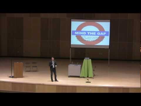 Jeff Elliott - TED Style Talk - Mind The Gap