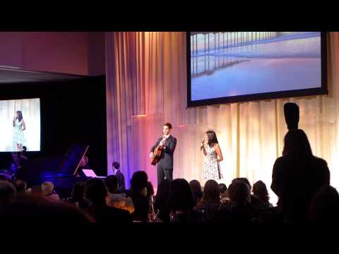 Founders' Dinner 2013 - Tribute song to Walter Munk.