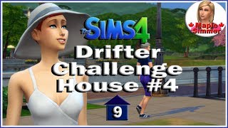 The Sims 4: Drifter Challenge House #4 Pt 9: Perfect Sim