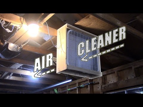 Building a $20 Air Cleaner