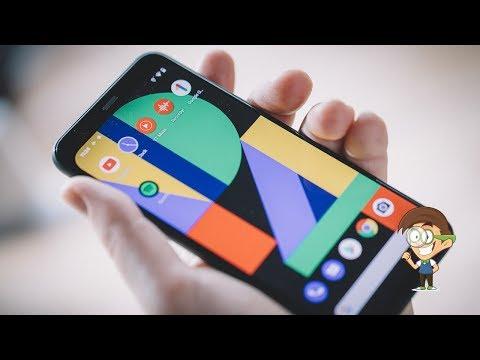Google Pixel 4 -  серьёзные проблемы с OLED-экранами