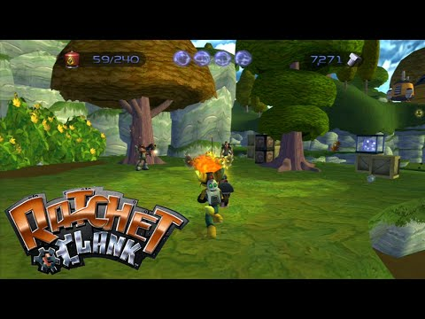 how to play ratchet and clank on pc