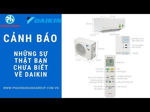Daikin thương hiệu máy lạnh tốt nhất hiện nay   Daikin Bình Dương