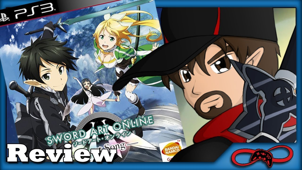 sword art lost song review