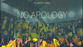 NO APOLOGY by Karencitta | V-locity Icons