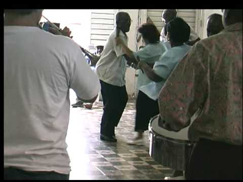 """Cuba: Rhythm in Motion"" - Danzon group with Davison and Loman, Santiago de Cuba 2005"