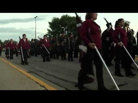 Elgin High School Marching Band