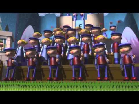 Welcome to Duloc (Shrek the Musical Audio)