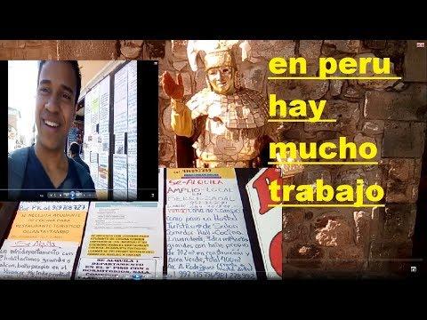 TRABAJOS EN PERU/VENEZOLANOS EN CUSCO/VENEZOLANOS EN PERU