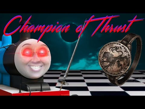 Dark Souls 3 PvP - Champion of Thrust feat. THE GREATLANCE