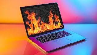OVERHEATING MacBook Pro! Can We Fix It??