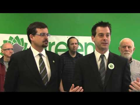 Greens will eliminate the Education Property Tax in Manitoba
