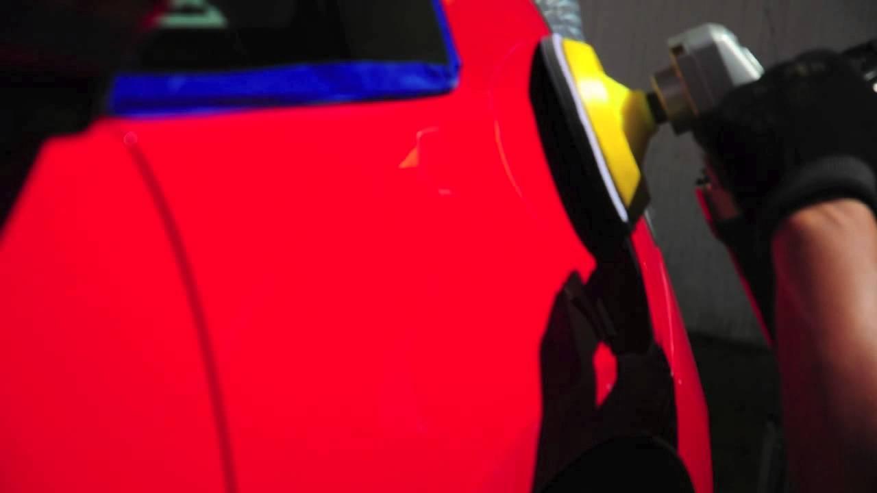 Eurocar Detail Honda Fit 2011 Premium Polish Youtube