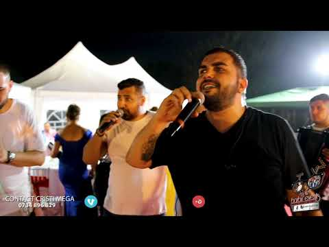 Cristi Mega 🎙️ Mare mi-e familia 🎺 NEW LIVE 2020 By Barbu Events