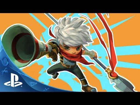 Bastion Intro Trailer | PS4, PS Vita