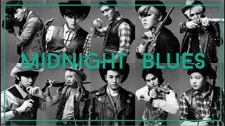 [1 HOUR] Super Junior - 춤을 춘다 (Midnight Blues)