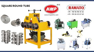 Manual, Hydraulic and Motorized Three Roller Pipe Bending Mach…