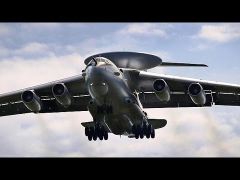 Russia Claims New Beriev A 100 AWACS can Detect US F 22 and F 35 Stealth Fighters