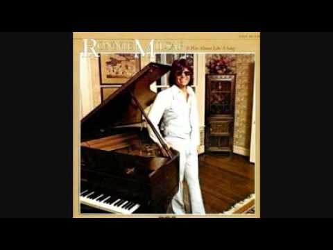 RONNIE MILSAP - It Was Almost Like A Song 1977