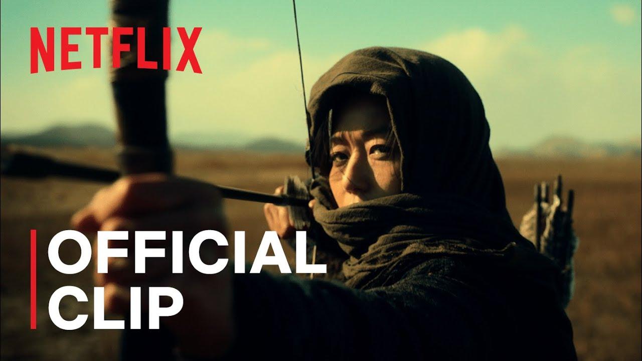 Kingdom: Ashin of the North | Now Streaming | Netflix
