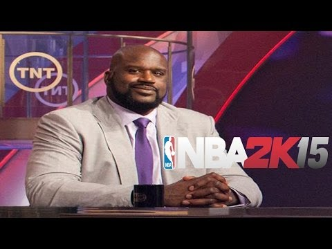 NBA 2K15- New Color Commentator to Replace Steve Kerr | Ft. SHAQ!?