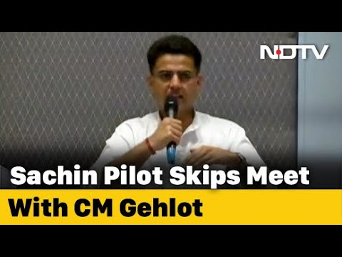 In Sachin Pilot vs Ashok Gehlot Crisis, The Letter That Was The Last Straw