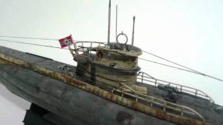 U-Boats - German submarines by Erick Navas