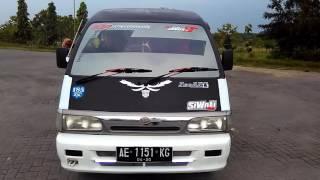 Telolet Mobil Daihatsu Zebra a.k.a SiWoLi [ZEBRA]