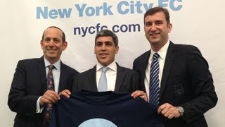 New York City FC announces Claudio Reyna as Director of Football