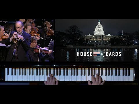 2016 World Soundtrack Awards: Jeff Beal plays House of Cards