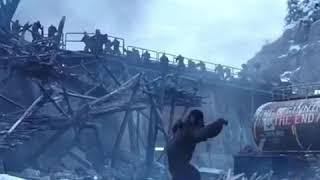 Фильм планета обезьян, самый лучший момент . Взорвал людей и умер сам