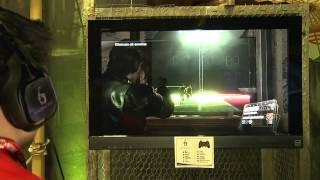 Resident Evil 6 - Leon Comic-Con Demo Part 2