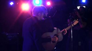 Gerry Cinnamon and Calum Frame (Fickle McSelfish) at King Tuts - 6th December 2014